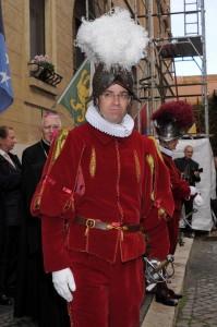 """Papa Francesco licenzia capo Guardia Svizzera. Lui: """"Segnale di cambiamento"""""""