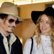 Johnny Depp e Amber Heard sposi: nozze Los Angeles, festa alle Bahamas FOTO