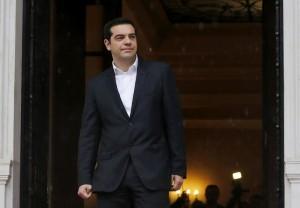 """Tsipras si affida alla finanza: """"Ma è l'Italia la vera Grecia»"""