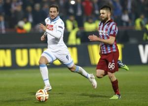 Napoli-Trabzonspor, diretta tv e streaming: dove vedere Europa League