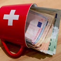 Soldi in Svizzera: si rischiano sanzioni anche fino al 450% del capitale