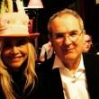 Lamberto Sposini festeggia 63 anni: FOTO con Mara Venier