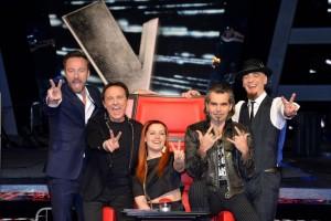 The Voice, J-Ax e Dj Francesco litigano su Fedez e dischi di platino