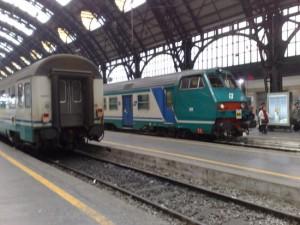 Treni fermi in Piemonte e Liguria per neve: le 35 linee cancellate
