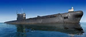 Un sottomarino russo