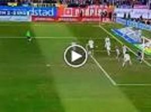 Atletico Madrid-Real 4-0, VIDEO gol: Niguez rovesciata da fuoriclasse