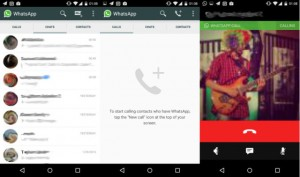 WhatsApp per telefonate, ecco come funziona VIDEO