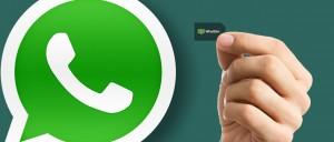 WhatSim cambia la tariffa per l'Italia: 50mb per messaggi di testo...