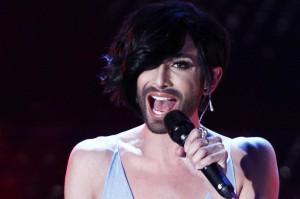 Festival di Sanremo ancora boom: picchi con Conchita Wurst e Biagio Antonacci