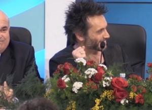 """Sanremo, Nek a Il Volo: """"Vedremo dove arriverete. Adesso sono cazzi..."""" VIDEO"""