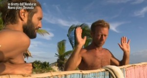 "Alex Belli nudo, Rocco Siffredi: ""Non è male, ve lo assicuro"" FOTO-VIDEO"