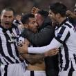 """Champions League, Borussia Dortmund-Juventus. Tevez: """"Grande partita"""""""