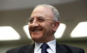 Primarie Pd Campania: ha vinto Vincenzo De Luca con il 52%