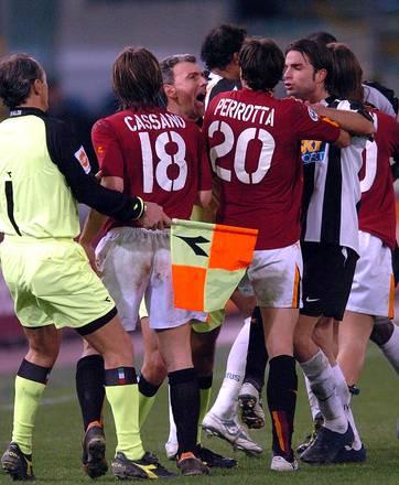 Calciopoli, per la cassazione 14 partite truccate