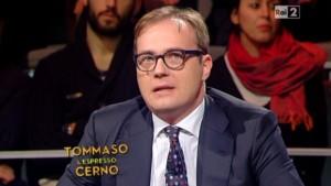 """Tommaso Cerno: """"L'Austria ci succhia il Friuli"""""""