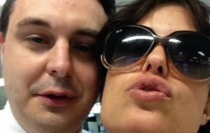Sara Tommasi torna in cura dopo annuncio film porno con Andrea Diprè