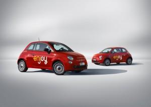 Enjoy, il car sharing Eni arriva a Torino