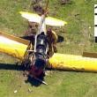 VIDEO YouTube. Harrison Ford precipita col suo aereo: ferite a testa e volto