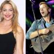 Kate Hudson, Chris Martin è il nuovo amore?