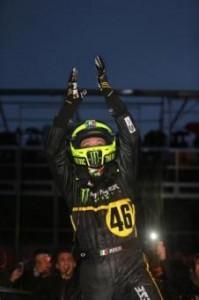 MotoGp, Qatar: Valentino Rossi trionfa, poi Dovizioso e Iannone