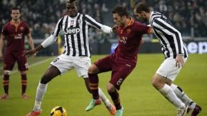 Roma-Juventus, diretta tv e streaming: dove vederla