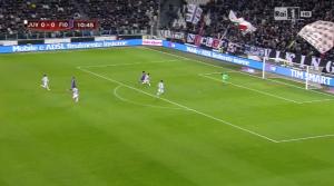 Salah VIDEO gol Juventus-Fiorentina (Coppa Italia): numero alla Maradona