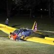 arrison Ford, aereo subito dopo lo schianto 04