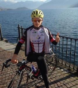 Andrea Pusateri urta in bici tombino: ferito paratleta della Nazionale