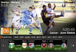 Arezzo-Pavia: diretta streaming Sportube, ecco come vederla
