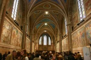 Assisi, frati lanciano crowdfunding per restaurare affreschi della Basilica