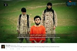 """Isis, bambino che uccide """"spia Mossad"""" è di Tolosa: lo riconoscono compagni di classe"""