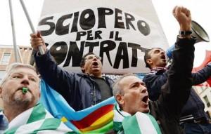 Banche: sindacati proclamano sciopero e manifestazione a Milano