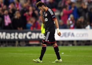 Video YouTube: Atletico Madrid-Bayer Leverkusen 3-2, i rigori