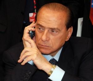 """Berlusconi intercettato: """"Stasera ho due bambine, giornalista e brasiliana"""""""