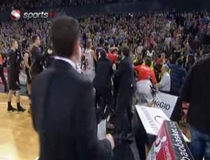 VIDEO YouTube, derby Bilbao di basket finisce in mega rissa