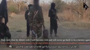 VIDEO YouTube Boko Haram come Isis: decapita due spie in Nigeria