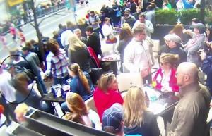 VIDEO YouTube attentato maratona di Boston: fratelli Tsarnaev piazzano la bomba