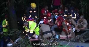 VIDEO YouTube - Brasile: pullman nel burrone, muoiono 54 pellegrini