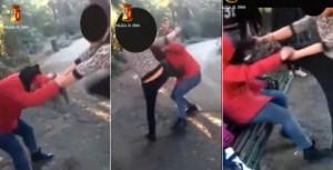 YouTube - Bulla di Sestri picchia ragazzina: VIDEO integrale