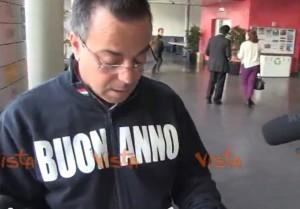 """VIDEO YouTube Buonanno: """"Mogherini in Europa non conta un cazzo"""". Multa: 2mila €"""