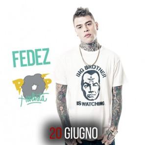 Fedez, concerto Rock in Roma 20 giugno 2015: come acquistare biglietti