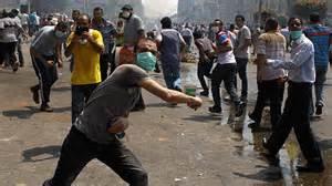Violenze al Cairo nel dopo-Morsi