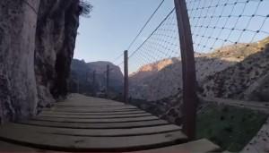 VIDEO Youtube. Riaperto El Caminito del Rey, sentiero più pericoloso al mondo