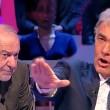 """Mario Capanna contro Massimo Giletti: """"Io lo chiamo con 2 L perché lui è niente"""""""