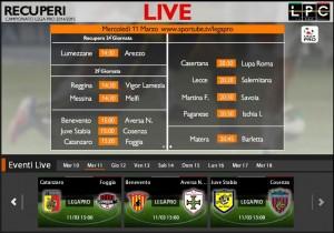 Catanzaro-Foggia: diretta streaming Sportube su Blitz, ecco come vederla