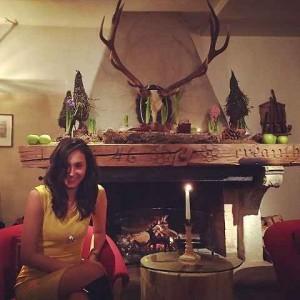 Caterina Balivo e la foto pubblicata su Facebook