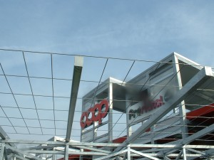 Coop rosse sotto schiaffo: Expo, Ischia, Mose