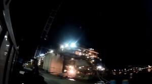 VIDEO YouTube: Costa Concordia, elude controlli, entra e filma interni