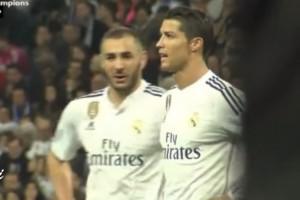 "Video YouTube. Real ko e Cristiano Ronaldo: ""Che vergogna"""