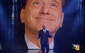 """Maurizio Crozza: """"Berlusconi è come il Marchese del Grillo"""""""